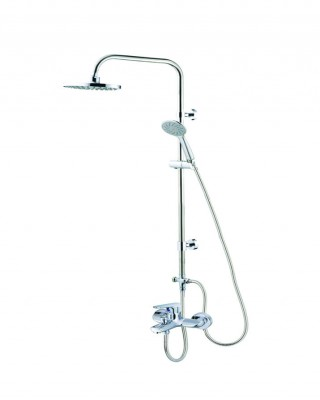 Sen nóng lạnh S123 kết hợp  sen tắm BS122