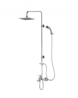 Sen nóng lạnh S493C kết hợp  sen tắm BS124