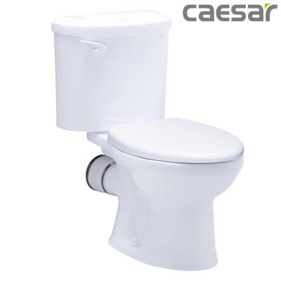 Bồn cầu 2 khối Caesar CPT1332