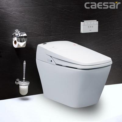 Bồn cầu thông minh Caesar CA1380H