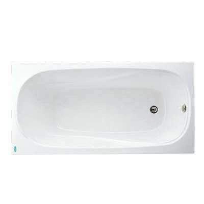 Bồn tắm xây không chân yếm Caesar AT0150