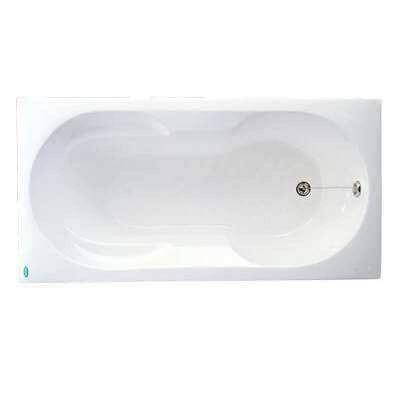 Bồn tắm xây không chân yếm Caesar AT0350