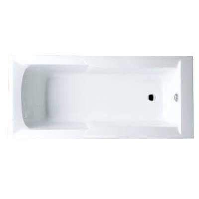 Bồn tắm xây không chân yếm Caesar AT0570
