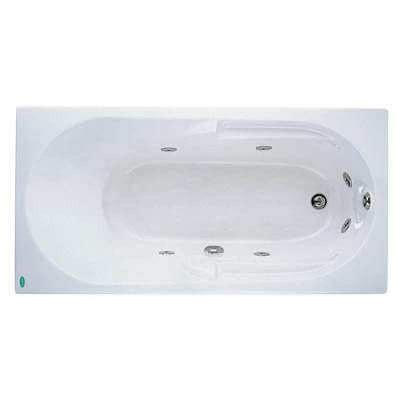 Bồn tắm massage không chân yếm Caesar MT0250