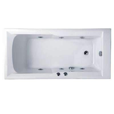 Bồn tắm massage không chân yếm Caesar MT0570