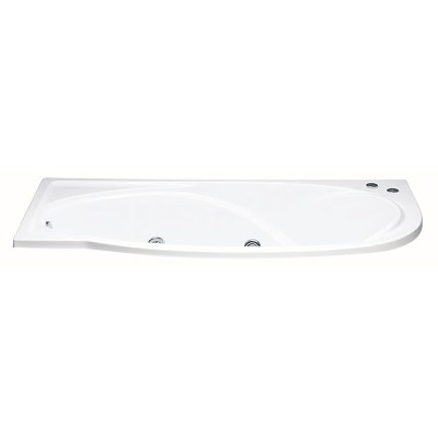 Bồn tắm massage không chân yếm Caesar MT3350AL/R