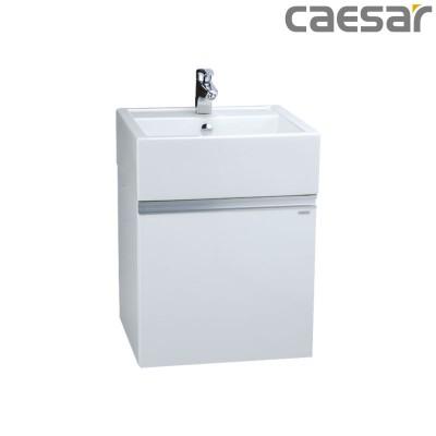 Chậu rửa Lavabo Caesar LF5236 + Tủ lavabo EH05236 AV