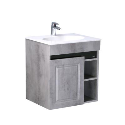 Chậu rửa Lavabo Caesar LF5024 + Tủ lavabo EH05024ASV