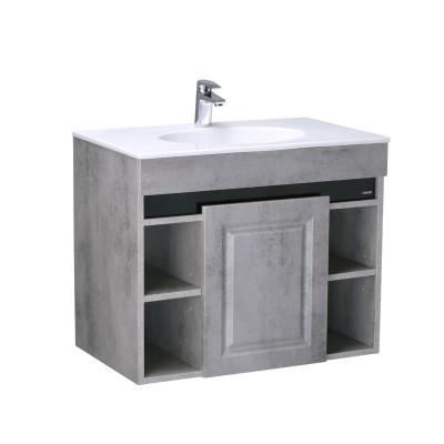 Chậu rửa Lavabo Caesar LF5026 + Tủ lavabo EH05026ASV