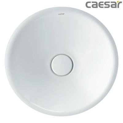 Chậu rửa Lavabo dương vành Caesar LF5016