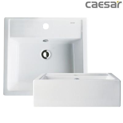 Chậu rửa Lavabo đặt bàn Caesar LF5236