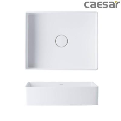 Chậu rửa Lavabo đặt bàn Caesar LF5254