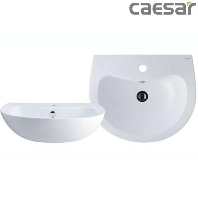 Chậu rửa Lavabo treo tường Caesar L2155