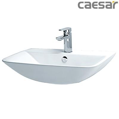 Chậu rửa Lavabo treo tường Caesar L2365