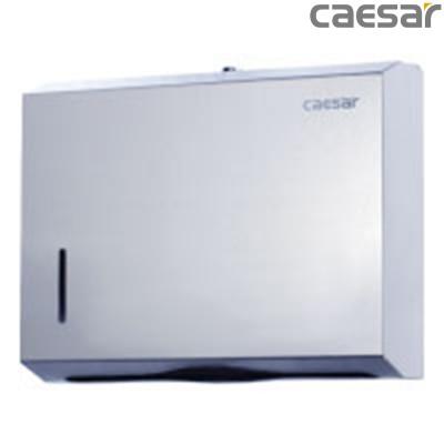 Hộp đựng giấy vệ sinh bằng inox Caesar ST127