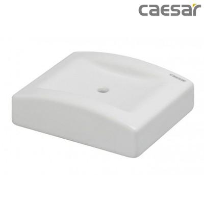 Kệ đựng xà bông cục bằng sứ Caesar Q992
