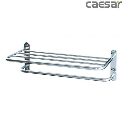 Kệ treo khăn tắm inox 2 tầng Caesar Q924V