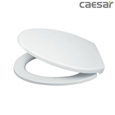 Nắp bồn cầu đóng êm Caesar MU234