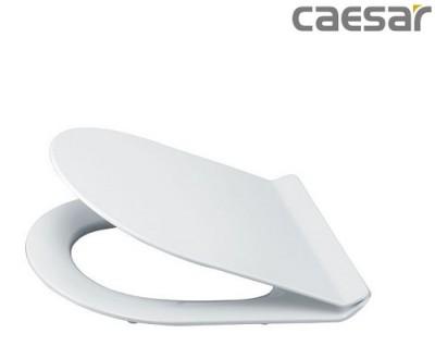 Nắp bồn cầu đóng êm Caesar CD1551