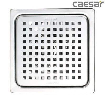 Phiễu thu thoát sàn nhà tắm Caesar ST1414L