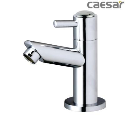 Vòi chậu rửa lavabo nước lạnh Caesar B040C