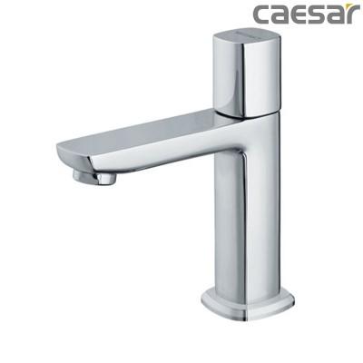 Vòi chậu rửa lavabo nước lạnh Caesar B076C