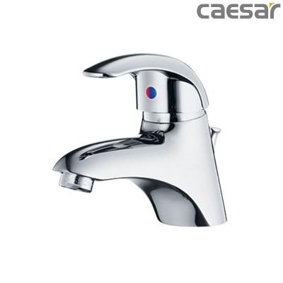 Vòi chậu rửa lavabo nước nóng lạnh Caesar B150CP