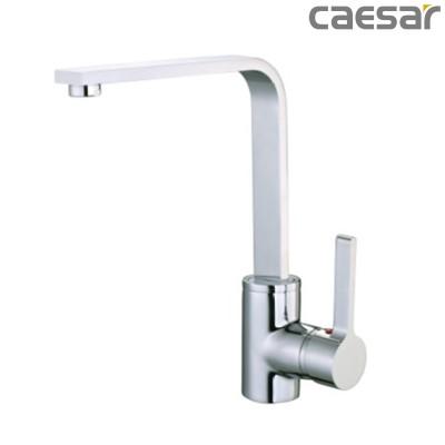 Vòi rửa chén bát nước nóng lạnh Caesar K665C