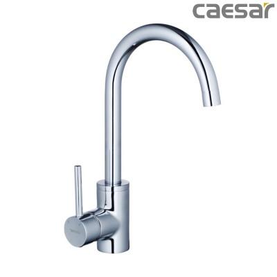 Vòi rửa chén bát nước nóng lạnh Caesar K695C