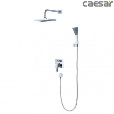 Vòi sen cây tắm đứng âm tường Caesar BS641